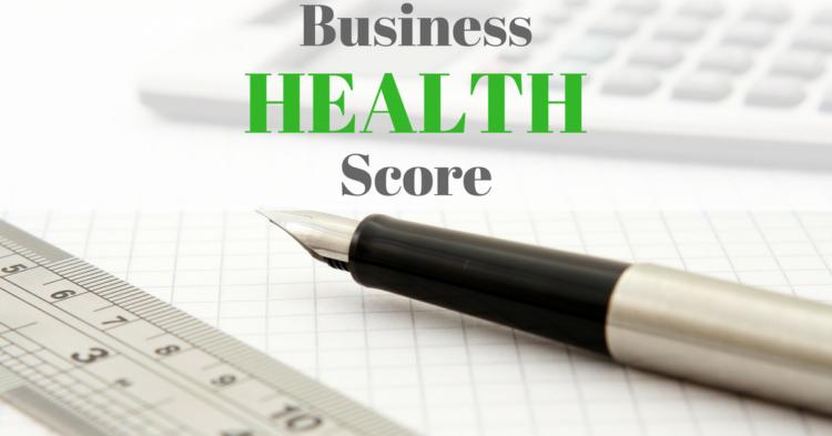 business health score