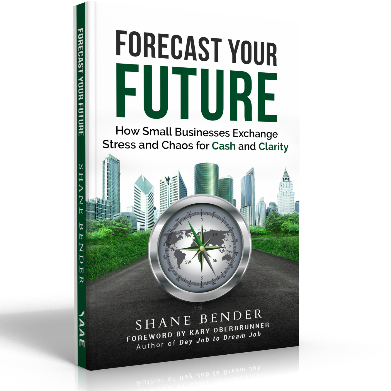 Forecast Your Future book by Shane Bender